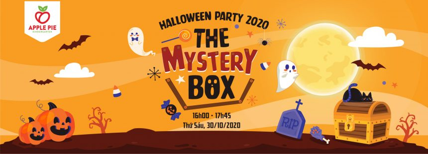 "HALLOWEEN PARTY 2020: ""THE MYSTERY BOX"""