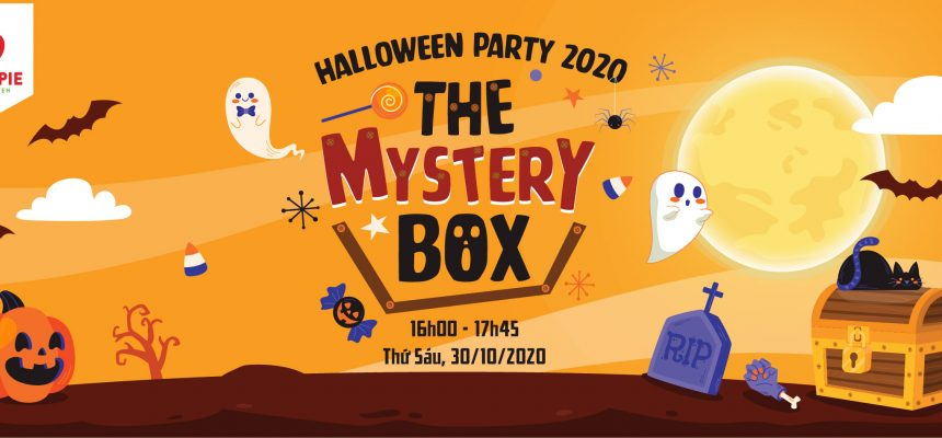 """HALLOWEEN PARTY 2020: """"THE MYSTERY BOX"""""""